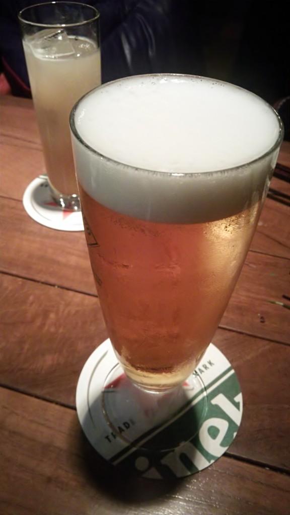 PORTLATE ビール