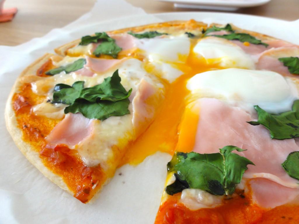 手作りピザ ビスマルク