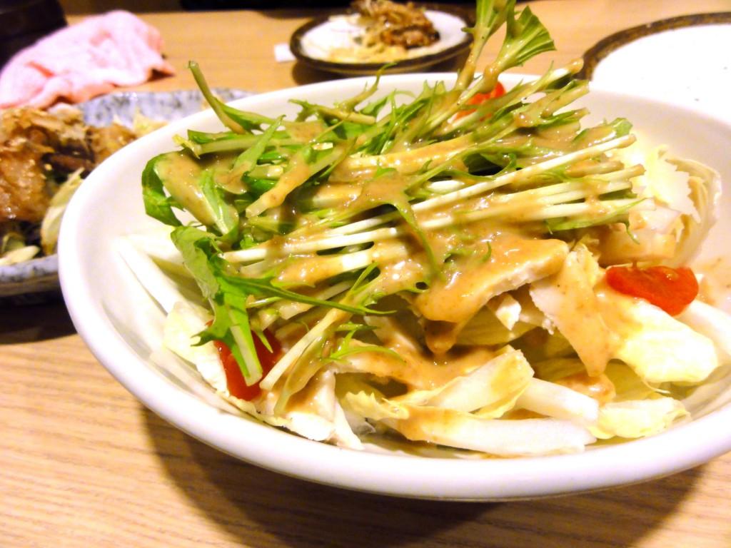 八剣伝 サラダ