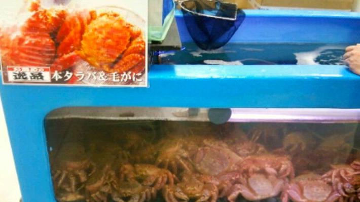 京王百貨店 大北海道展