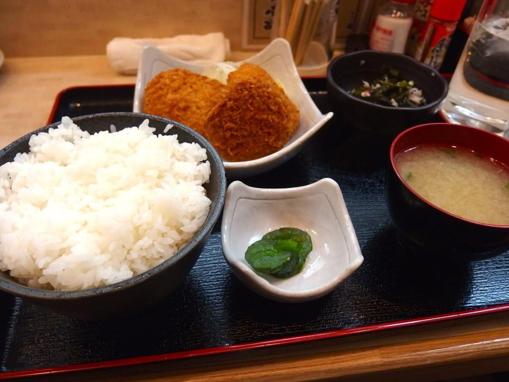魚のちから食堂, 定食2