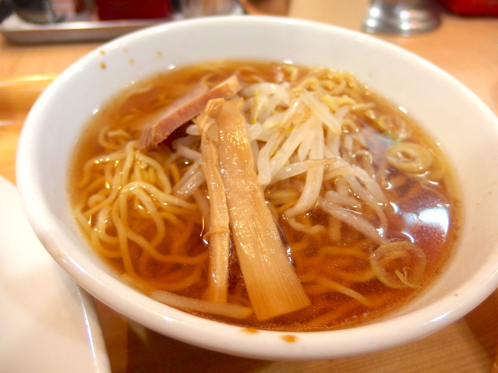 CHINESE笑店(ラーメン1/2)