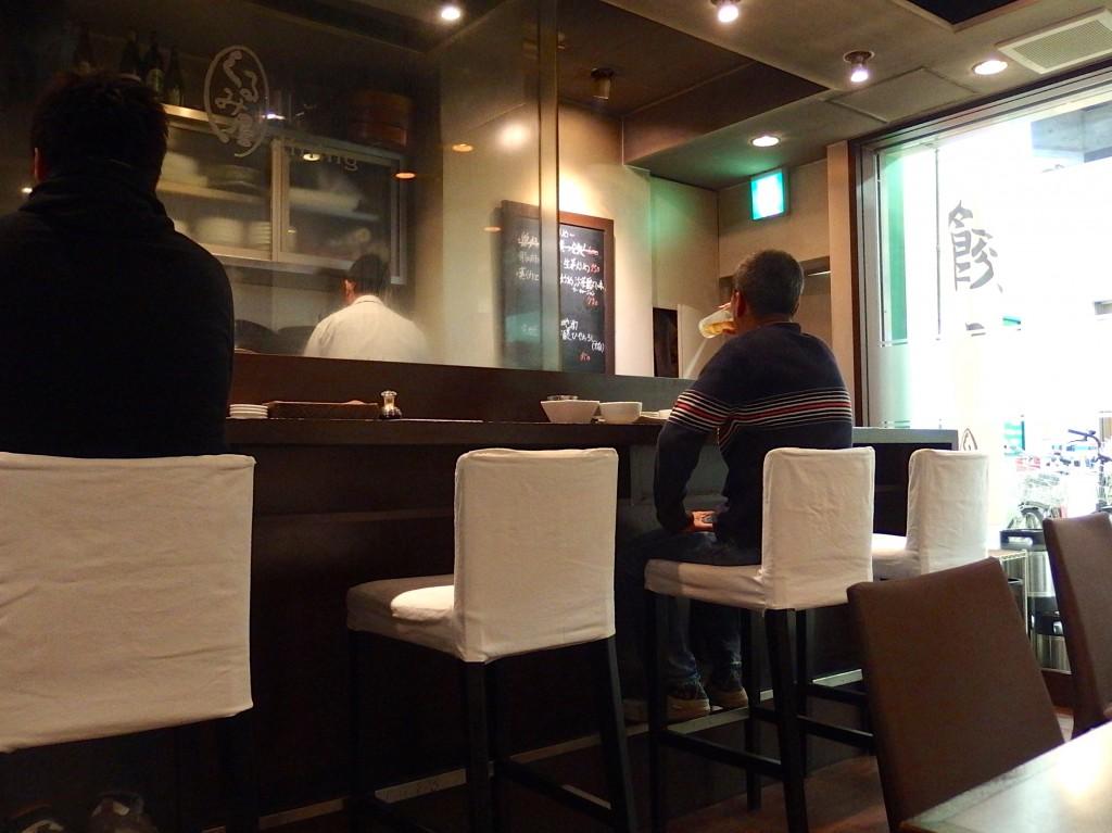 くるみ屋dining(店内)