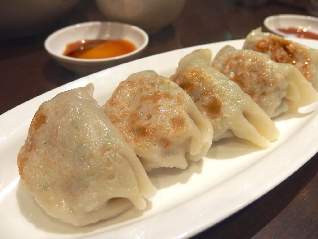 くるみ屋dining(焼き餃子)