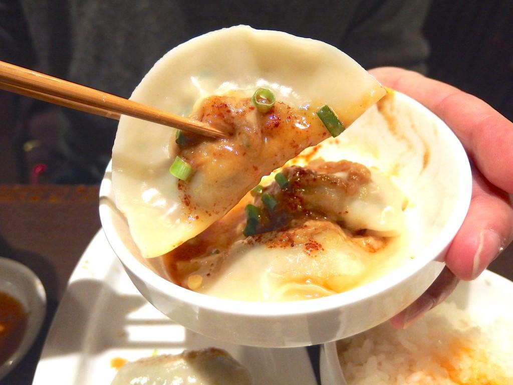 くるみ屋dining(水餃子)