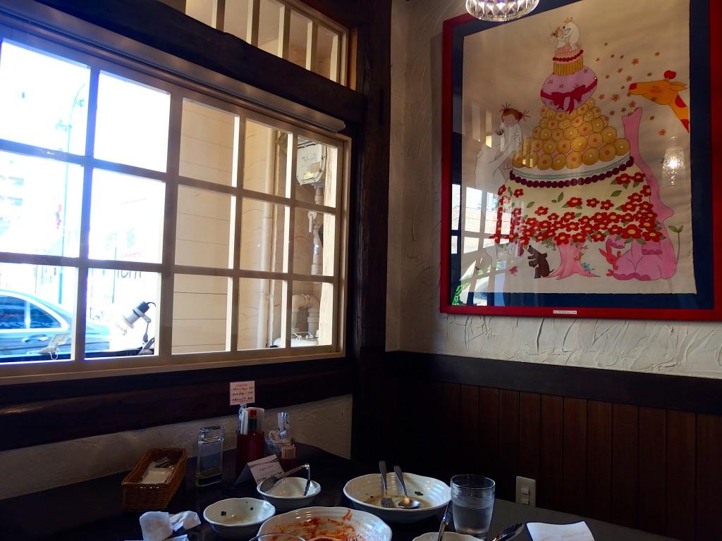 スパゲティ ICHI(店内)
