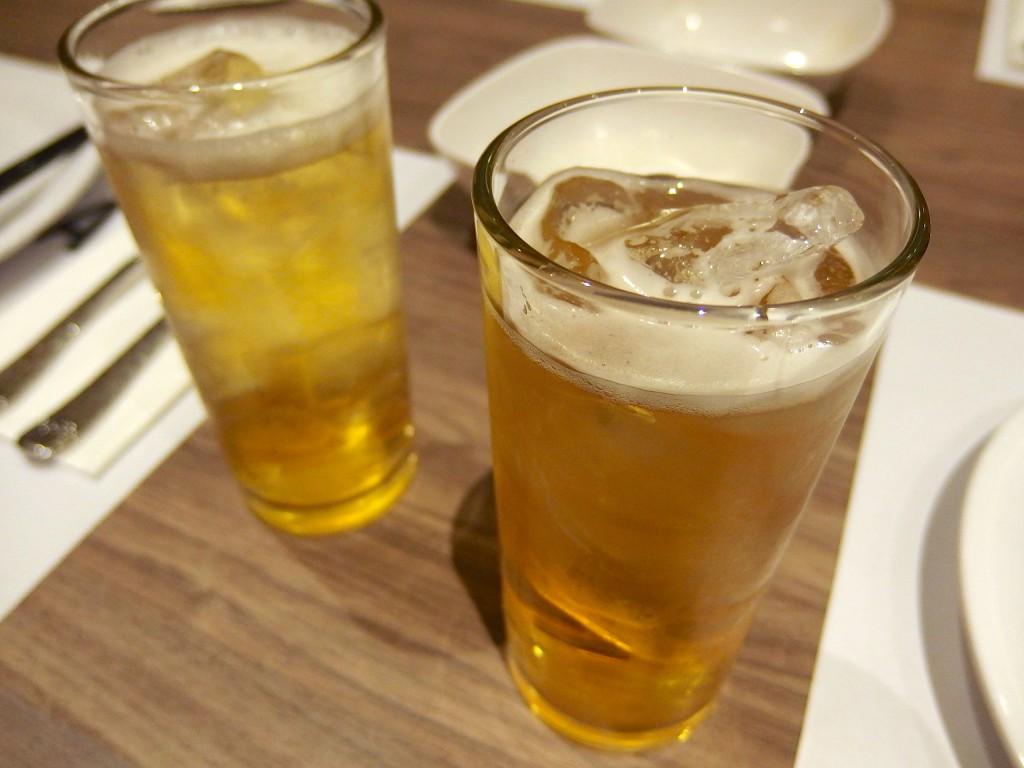 Somboon seafood ソンブーンシーフード タイ バンコク レストラン シンハービール