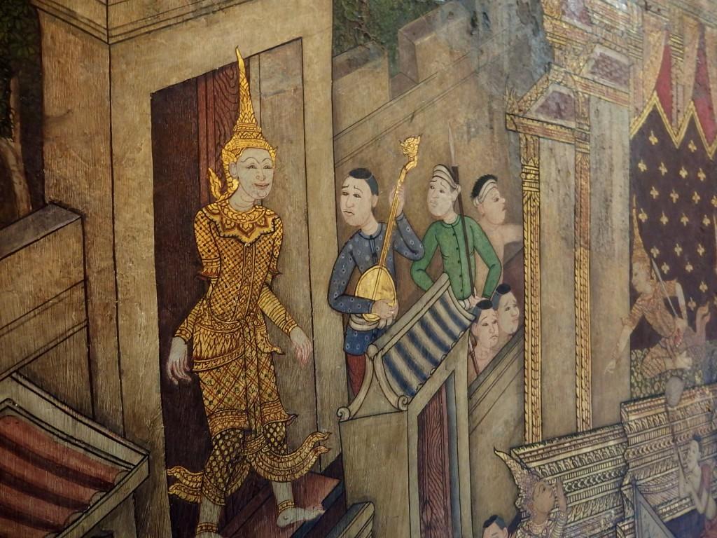 バンコク チャオプラヤ 観光