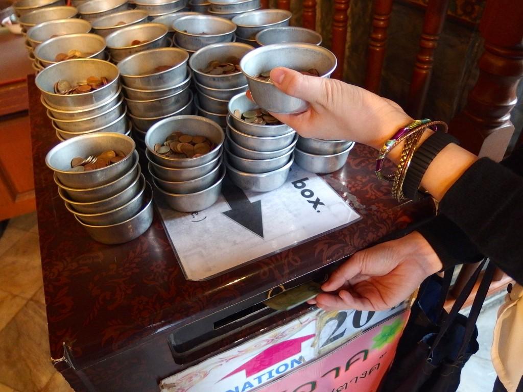 バンコク チャオプラヤ 観光 ワットポー