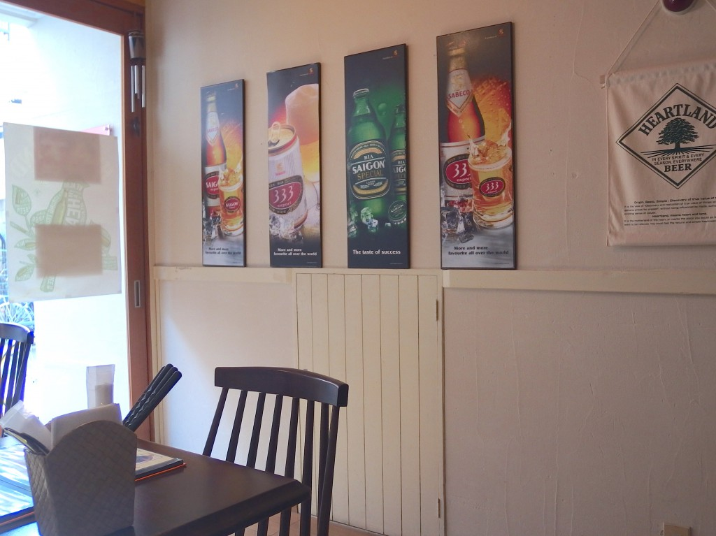 ムンランギットカフェ(店内)