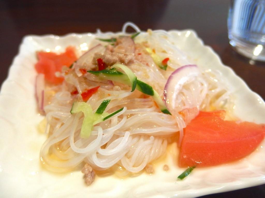 ムンランギットカフェ(サラダ)
