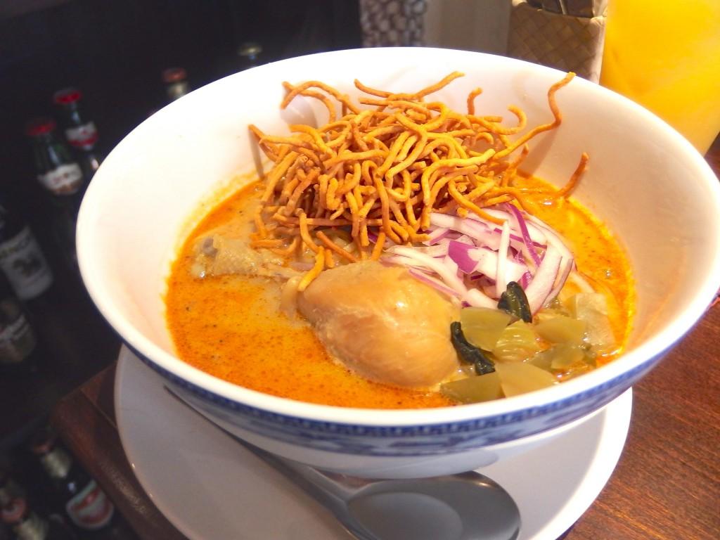ムンランギットカフェ(カオソーイ)