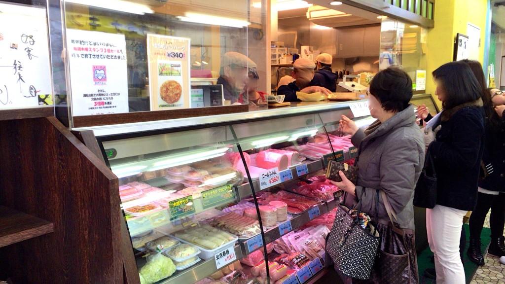 堀田牛肉店