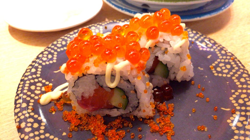 IMG_0359まぐろ人 府中 寿司 回転寿司