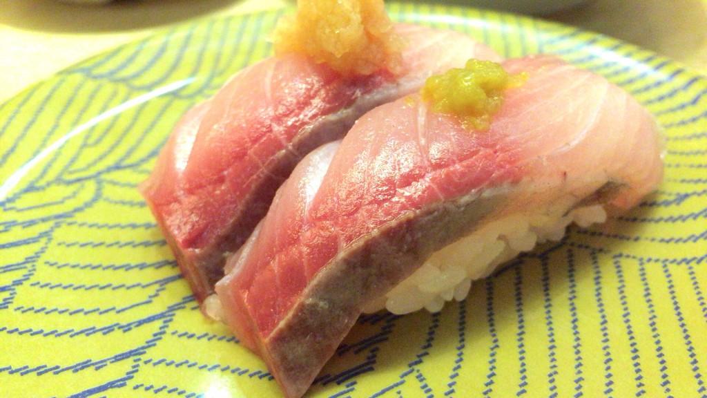 まぐろ人 府中 寿司 回転寿司
