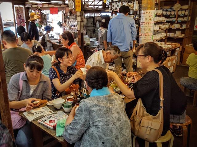 深大寺 蕎麦 スタンプラリー 京王線