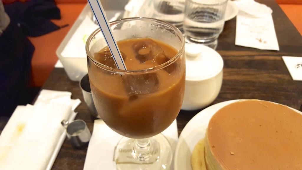 ルポーゼすぎ(アイスコーヒー)