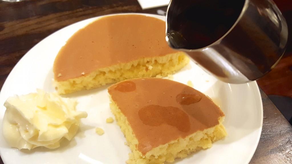 ルポーゼすぎ(ホットケーキ)