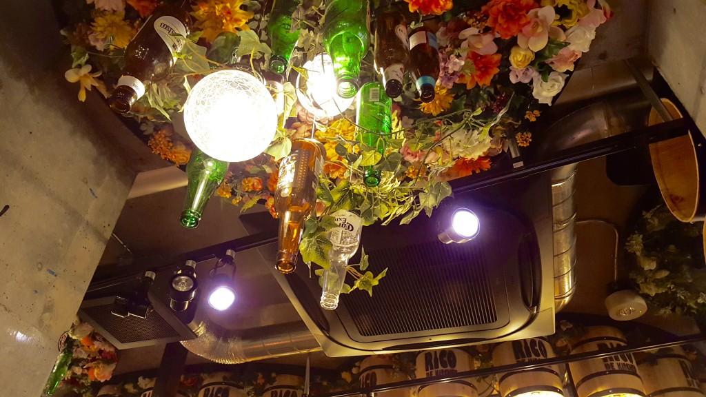 リコデキッチン rico 桜上水 ビール コーヒー