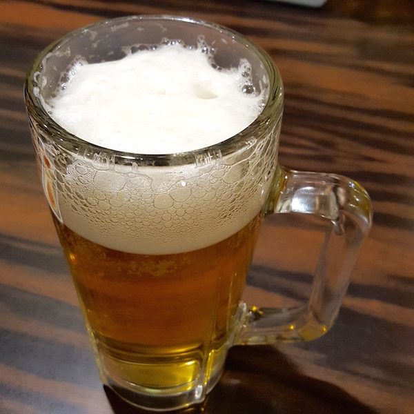 ビール(餃子専科 Dining Lee)