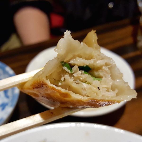 活気餃子(餃子専科 Dining Lee)