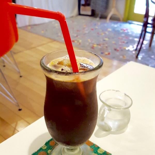 Cafe AFF(アイスコーヒー)